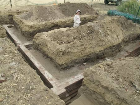 Archaeological Investigations At The Site Of 19th Century