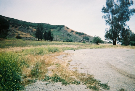 Proposed site of the Ronald Reagan Equestrian Campground in Malibu Creek State Park, Malibu, California