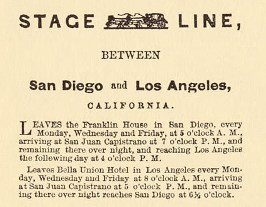 Stagecoach Days at Las Flores Adobe