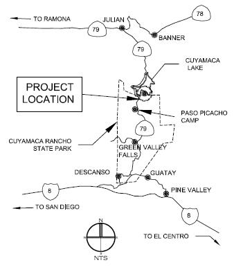 Stonewall Mine Project Location, Figure-1