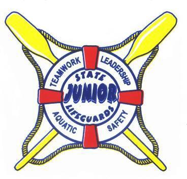 JR. Lifeguard logo