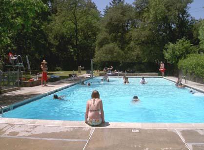 Swim Near A Lifeguard