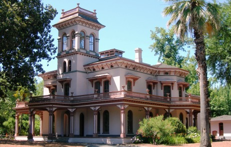 Travel Back In Time With A Visit To Bidwell Mansion Shp