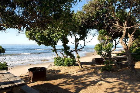 Carpinteria: A State Beach That Is Ideal All Year Round on