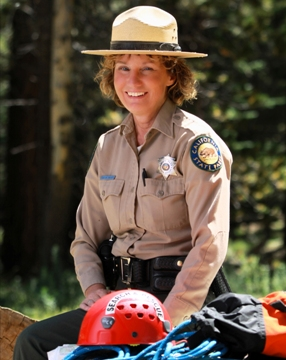 Sue Neary State Parks Ranger Mt San Jacinto State Park