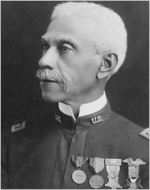 Photo of Colonel Allen Allensworth. Use this link to watch our video with high speed internet.