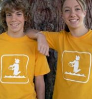 Buy Gold Panning T-Shirts at the State Parks e-Store