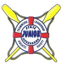 State Jr. Lifeguard Logo