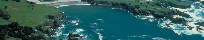 Thumbnail: Aerial view of Casper Headlands SR