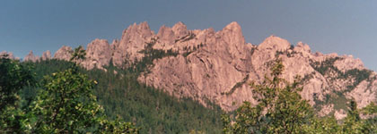 Thumbnail: Castle Crags SP - photo by Mike Young