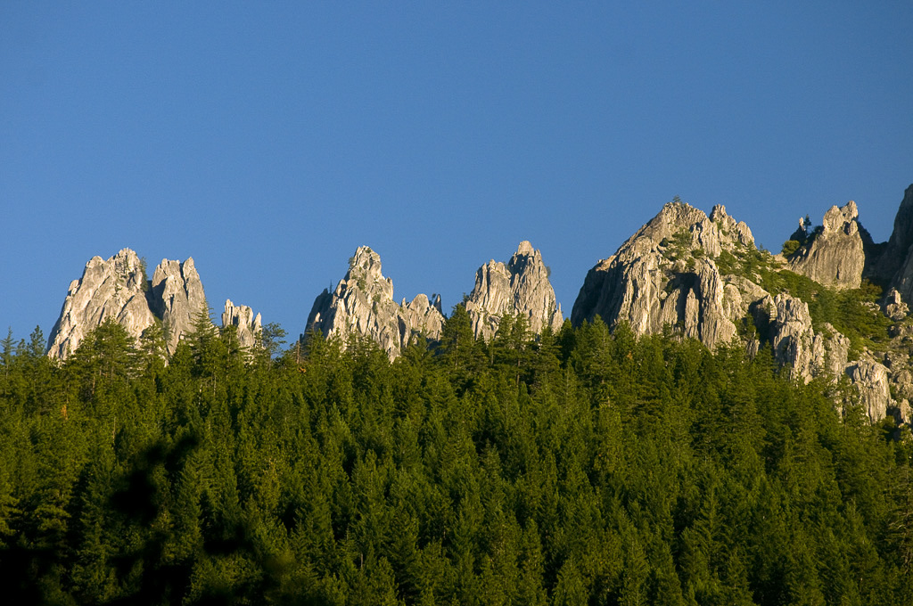 Image from Castle Crags SP