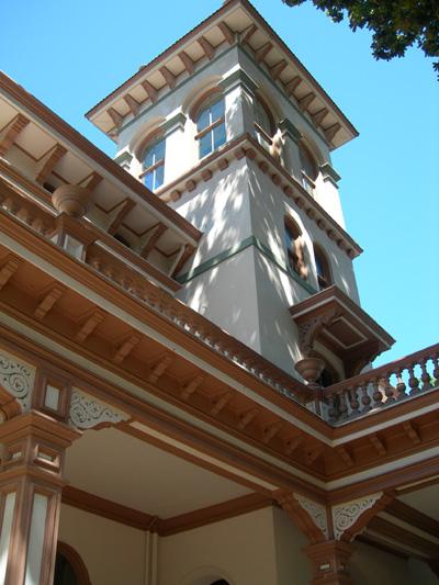 Bidwell Mansion Shp