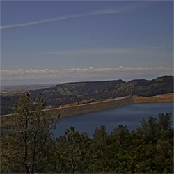 Lake Oroville Visitor Center Webcam