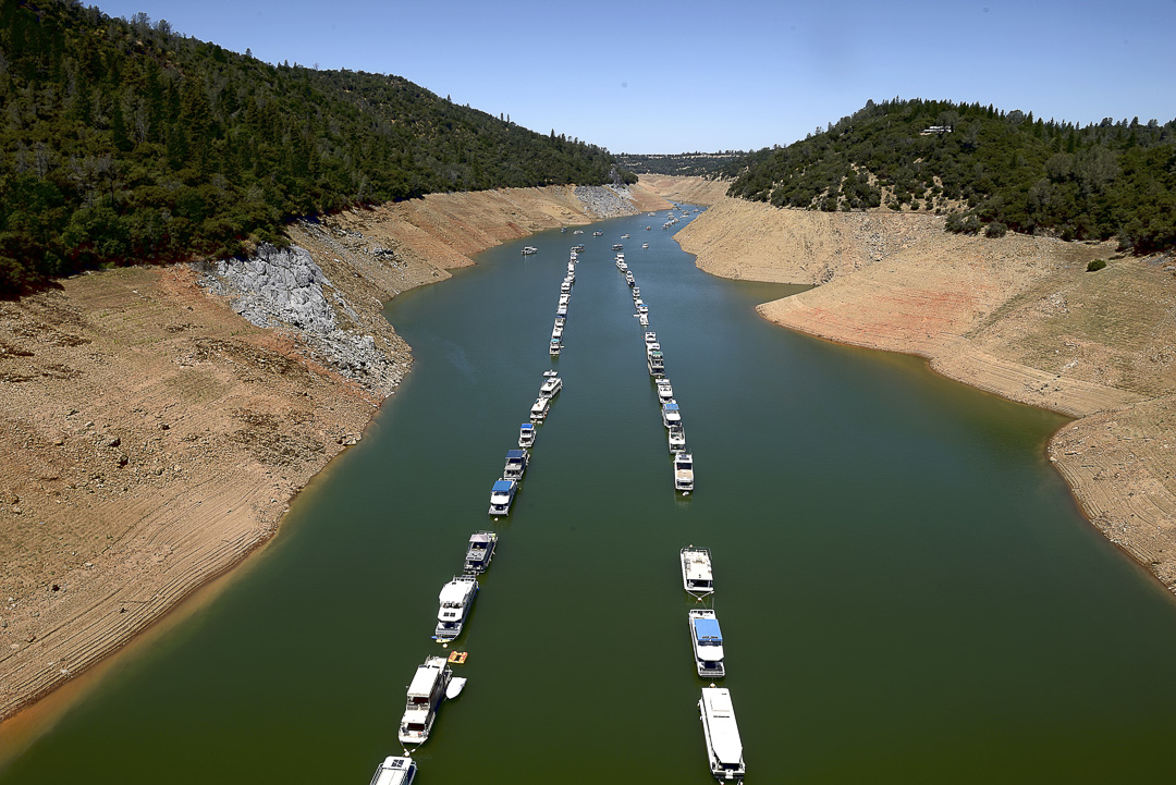 Image from Lake Oroville SRA