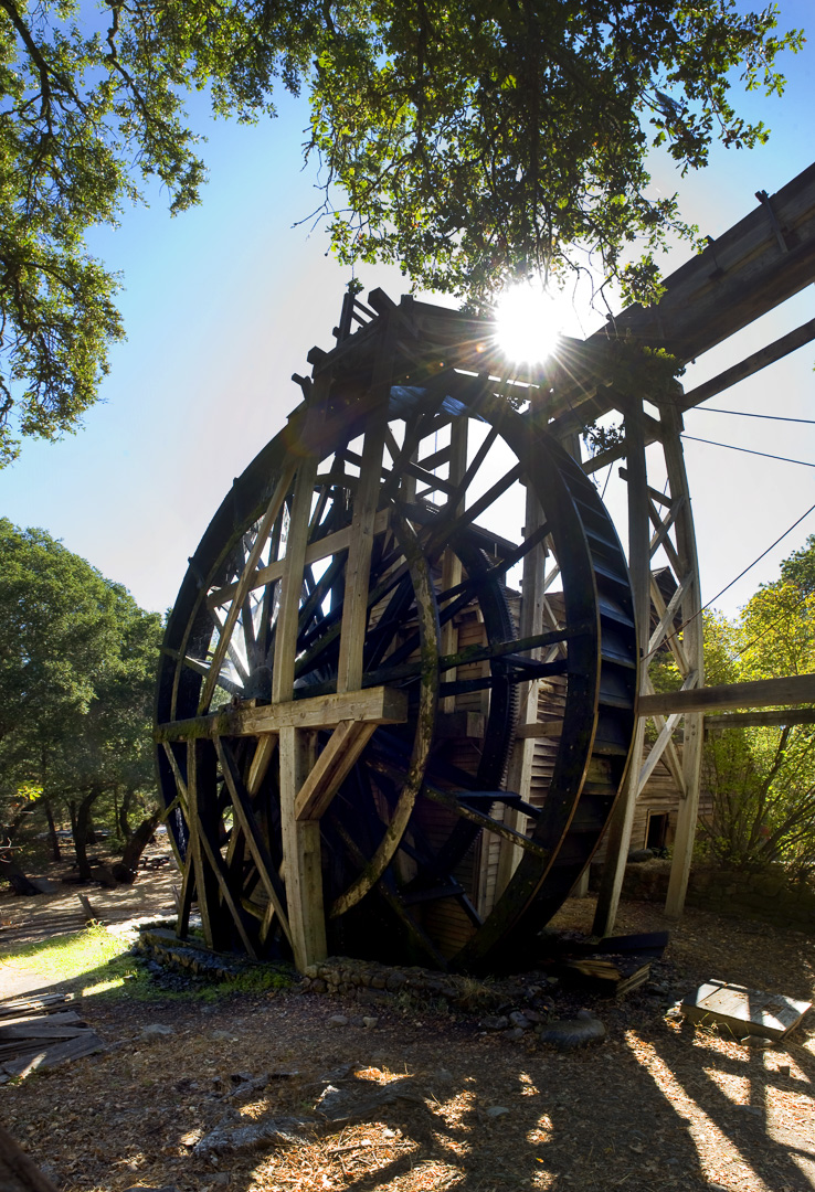 Image from Bale Grist Mill SHP