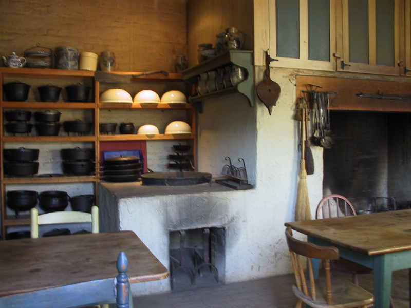 Image from Sutter's Fort SHP