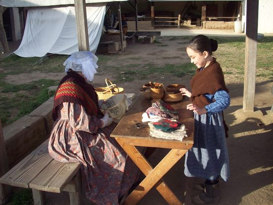 Christmas at Sutter's Fort