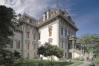 Leland Stanford Mansion in Sacramento, California
