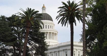California state capitol museum california state capitol sciox Gallery
