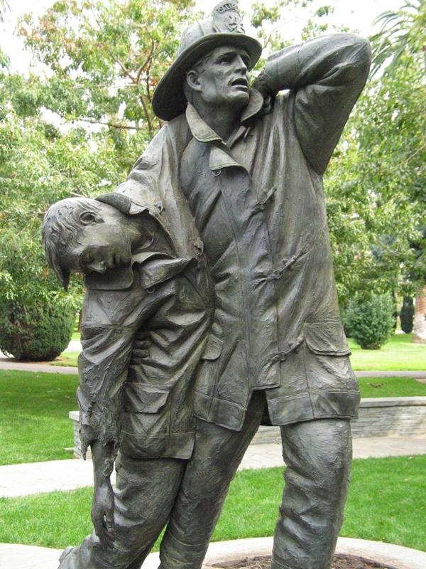 Thumbnail: California Firefighters Memorial
