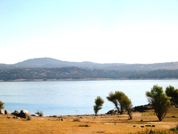 Thumbnail: Beals Point, Folsom Lake.