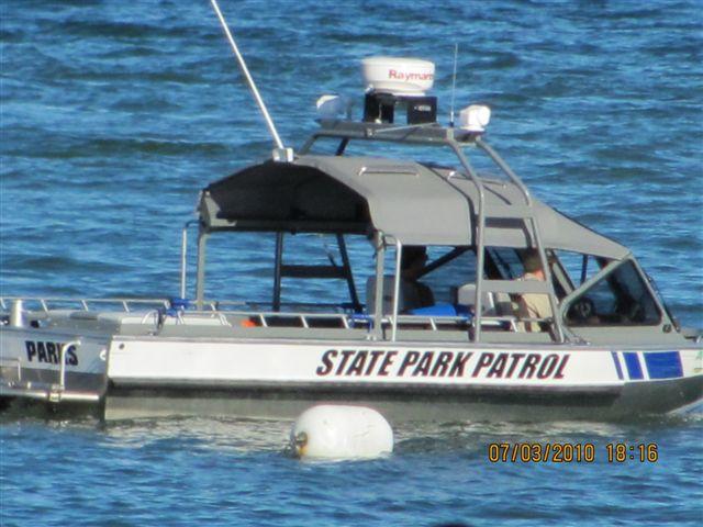 Image from Folsom Lake SRA