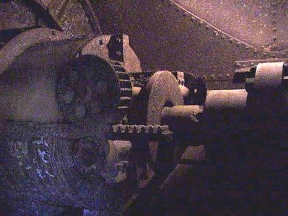 Powerhouse Pinstocks - Interior Detail