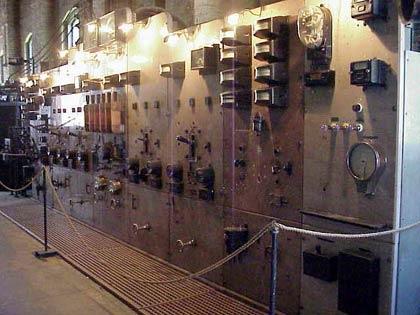 Powerhouse Switch Panel
