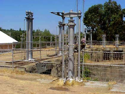 Folsom Powerhouse SHP - Forebay Gate Controls