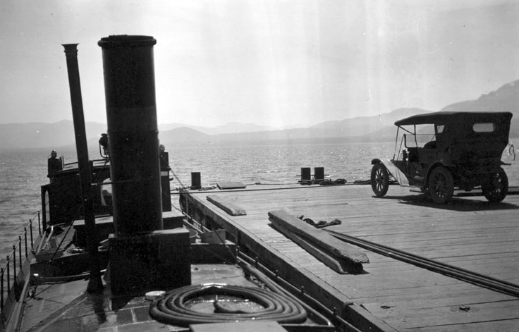 Steamer ferrying Model A image