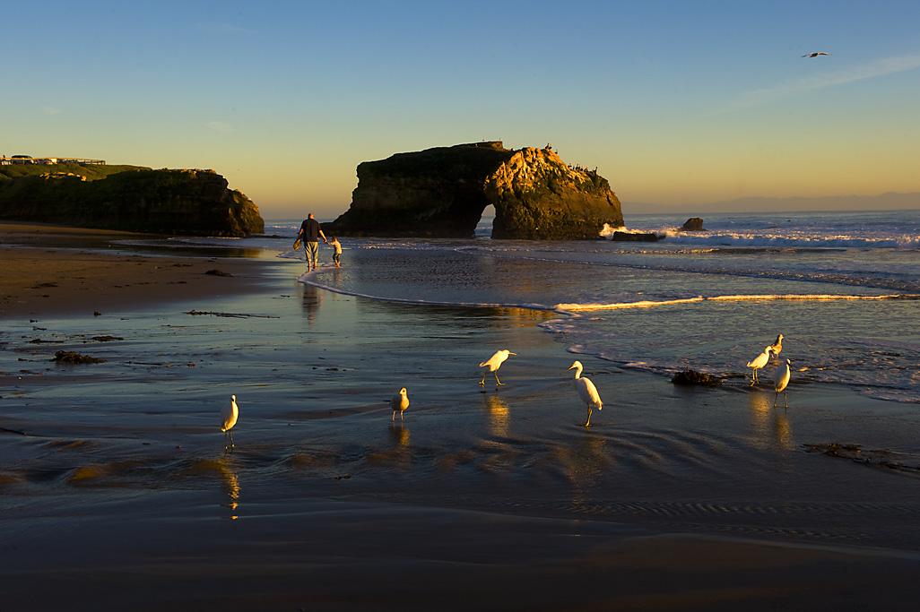 All natural beach photos