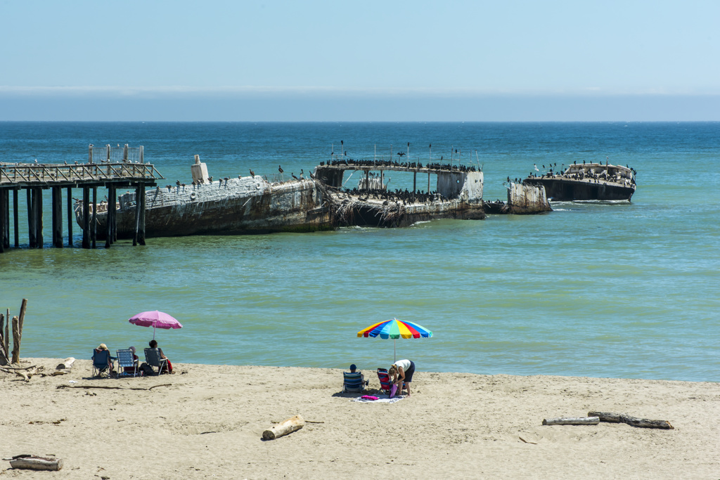 Seacliff State Beach Campground Pictures