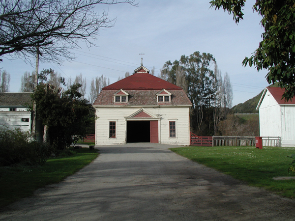 wilder ranch horse barn