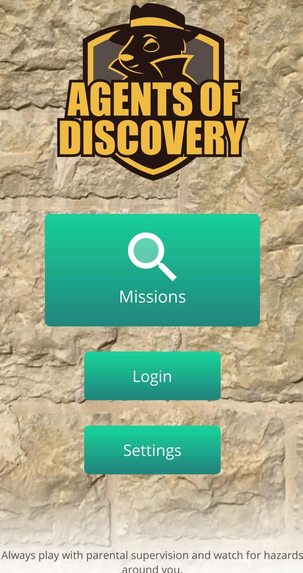 Agents of Discovery Screenshot