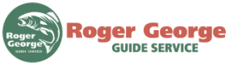 Roger George Guide Service Logo