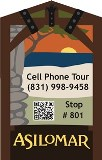 Cell Tour Sign