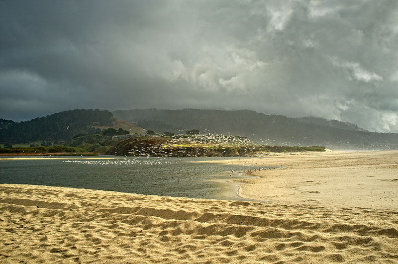 Image from Carmel River SB