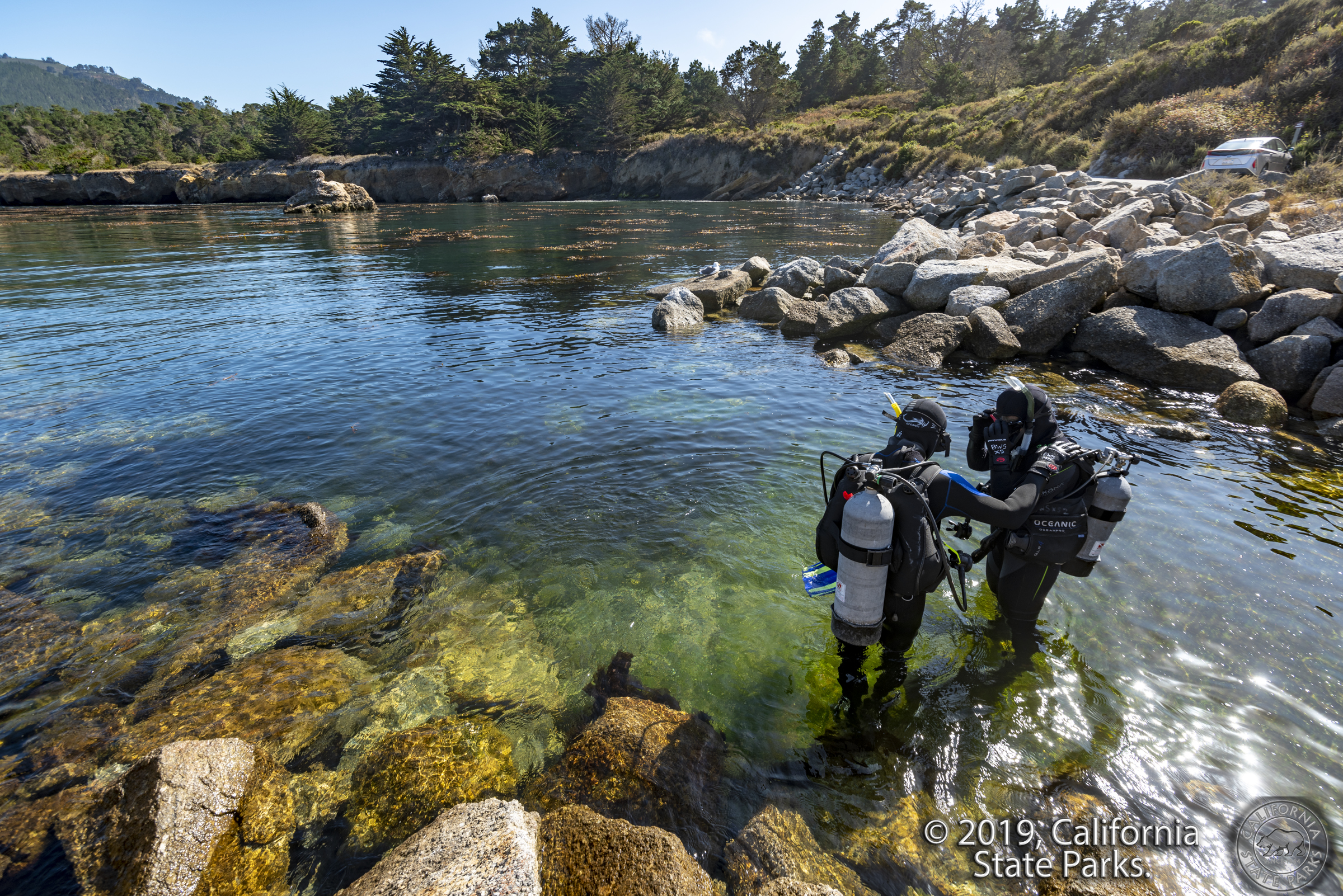Image from Point Lobos SNR