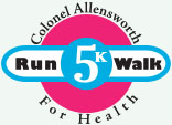 5K Run Walk Logo