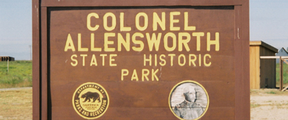 Col. Allensworth SHP