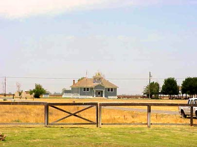 Image from Colonel Allensworth SHP