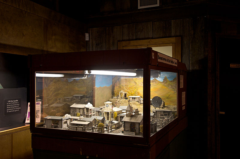 Image from California State Mining and Mineral Museum