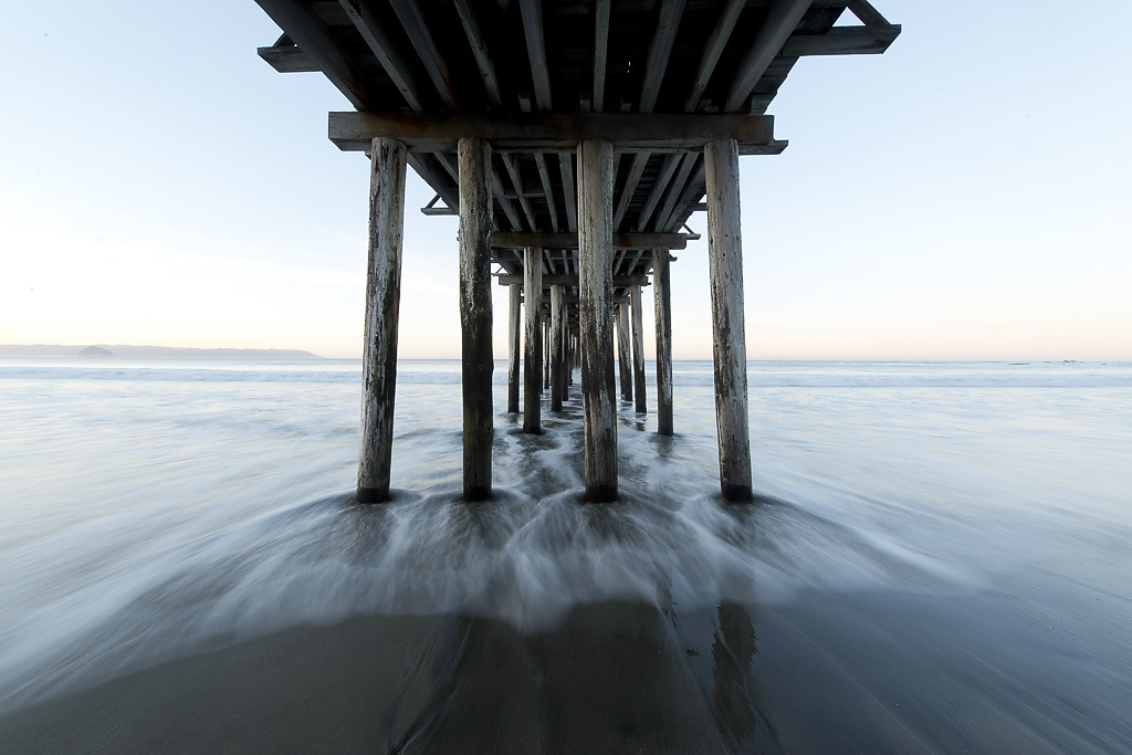 Image from Cayucos SB