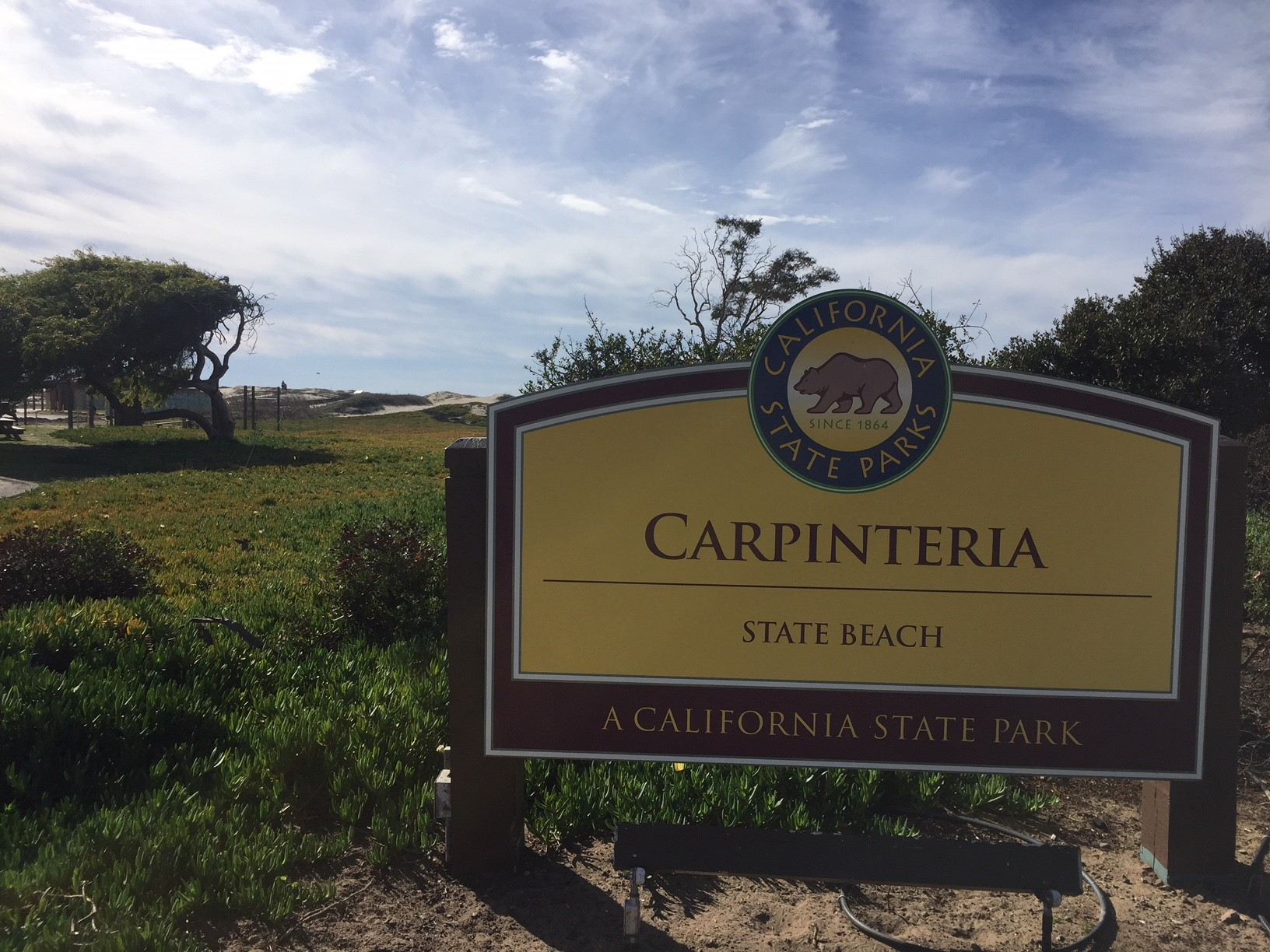 Image from Carpinteria SB