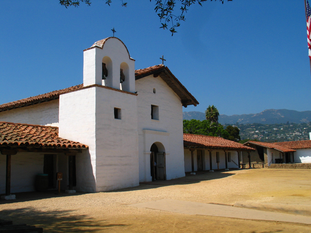 Image from El Presidio de Santa Barbara SHP