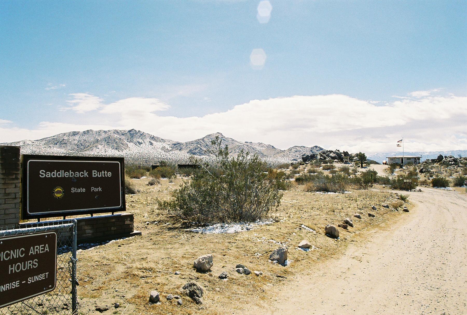 Image from Saddleback Butte SP
