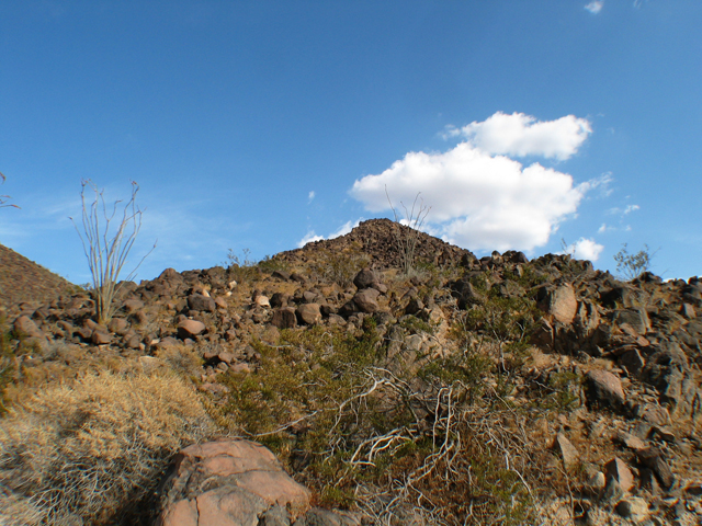 Image from Picacho SRA