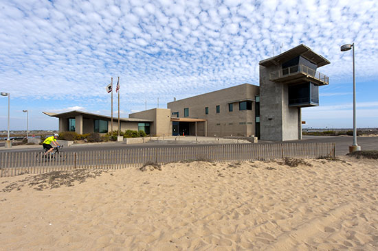 Bolsa Chica visitor center