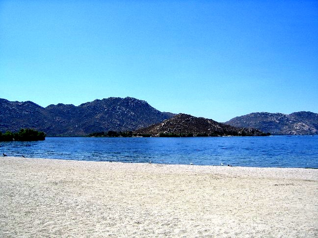 Image from Lake Perris SRA