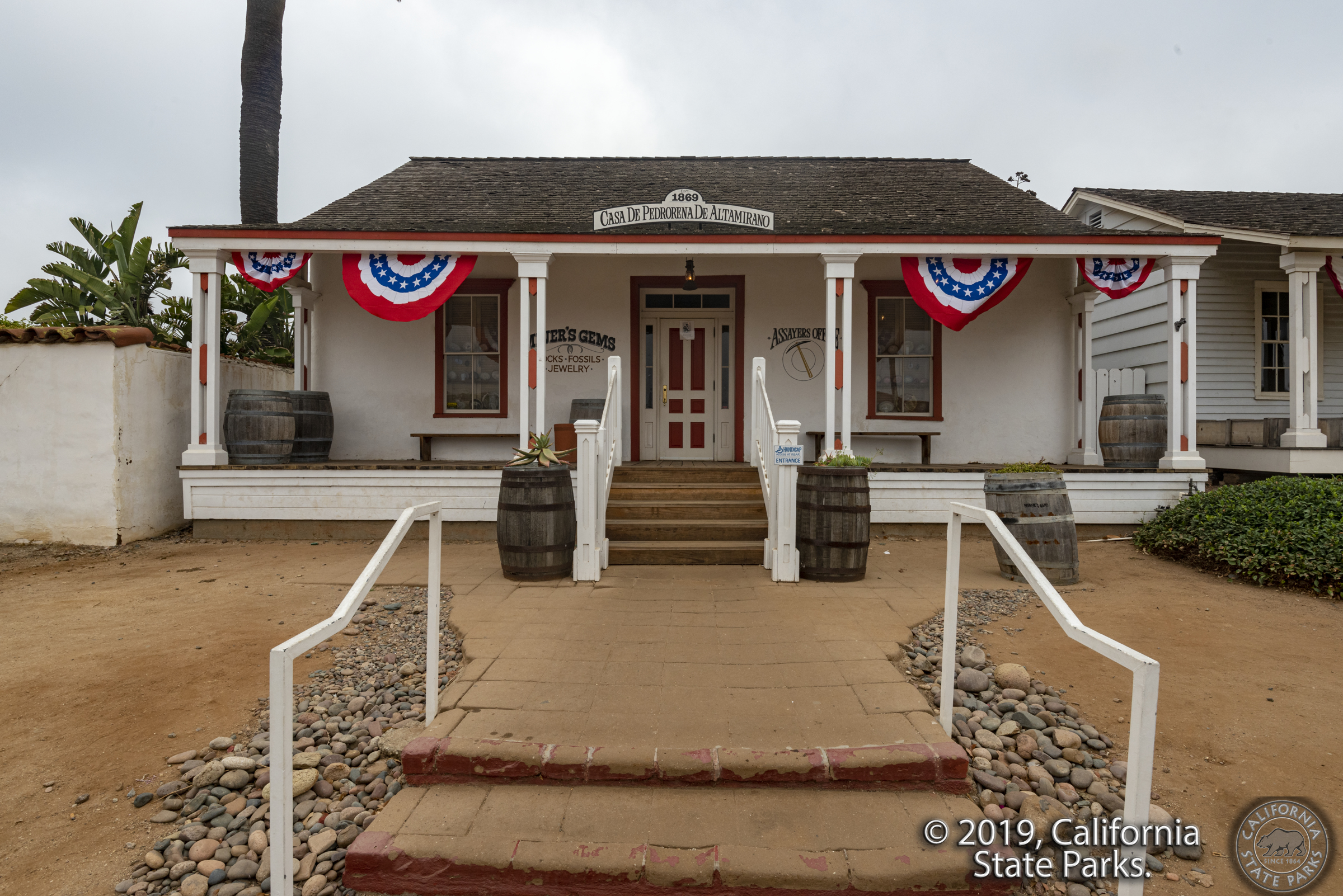 Image from Old Town San Diego SHP